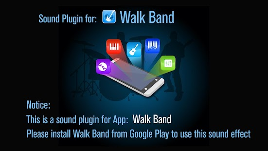 玩音樂App|Walk Band Fingered Bass sound免費|APP試玩