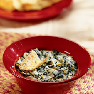 Slow Cooker Spinach Artichoke Dip Recipe