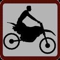 Shady Biker logo