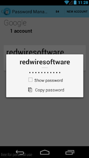 Password Manager- screenshot thumbnail