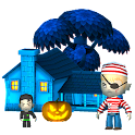 Halloween Candy Grab icon