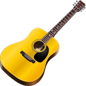 CLASSICAL GUITAR TUNER icon