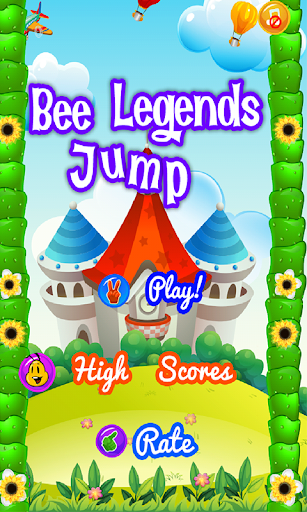 Bee Legend Jump