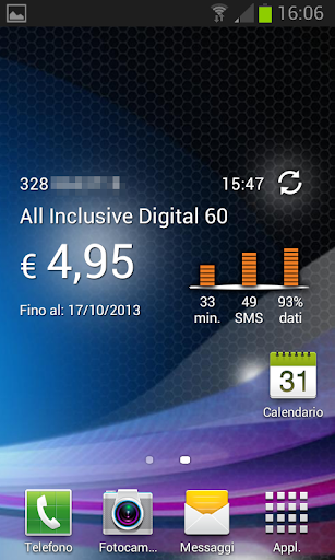 Credito Wind Live Wallpaper