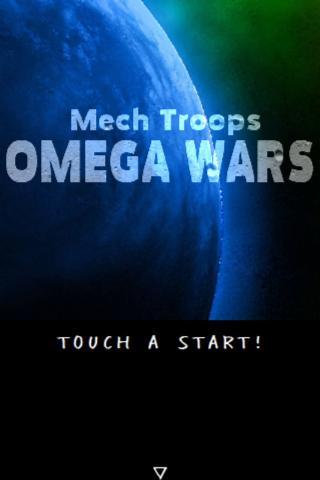 Mech Troops - OMEGA WARS -
