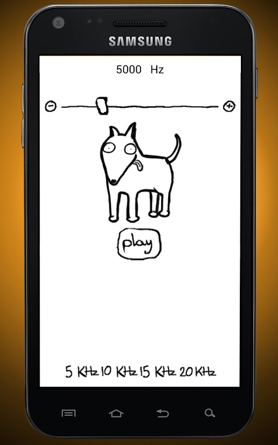 Dog Whistle Free Animated- スクリーンショット