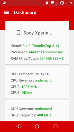 ThunderZap Control Pro