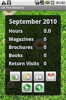Screenshot of On The Ministry Lite