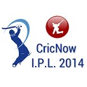 CricNow - I.P.L 2014 Edition icon