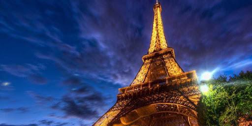 Eiffel Tower Paris LWP