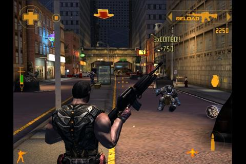M.U.S.E. - screenshot