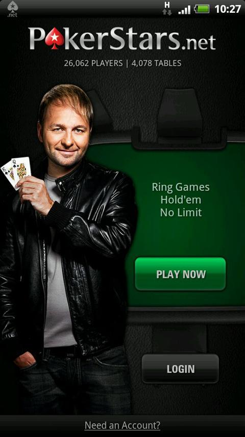 PokerStars Lite - Free Poker - screenshot