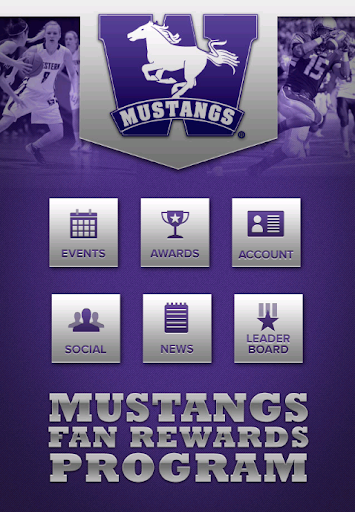 Western Mustangs Fan Rewards