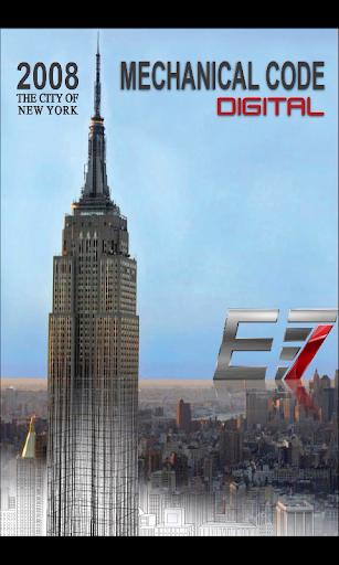 2008 NYC Mechanical Code