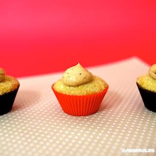 Praline Cupcakes.
