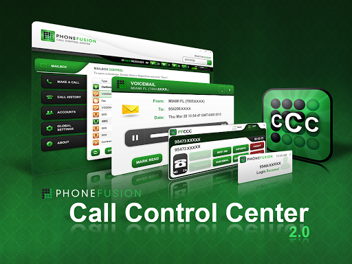 PhoneFusion Call Control Ctr