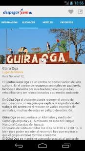 Puerto Iguazú: Guía turística- screenshot thumbnail