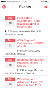 SIRC OF ICAI- screenshot thumbnail