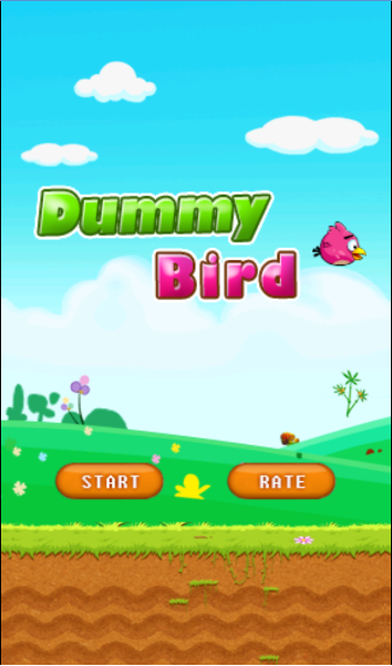 Dummy Bird - screenshot