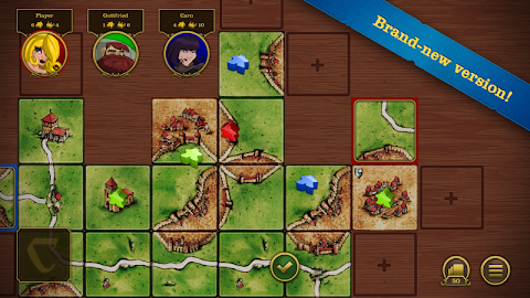 Carcassonne Screenshot 33