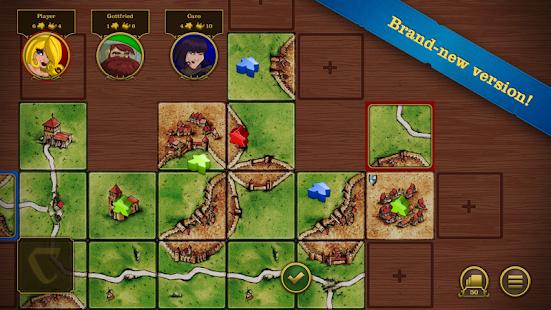 Carcassonne Screenshot 33