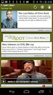 F. Gary Gray: The Root 100 - screenshot thumbnail