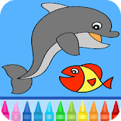Fish & Dolphins - kids game