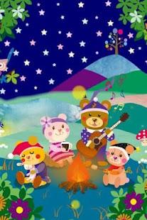 KUMA-JIRO with friends Free - screenshot thumbnail