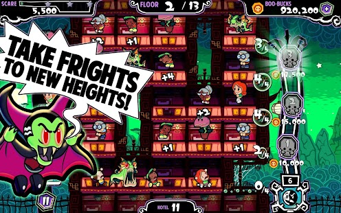 Fright Heights gameplay apk