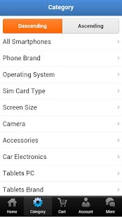 Etotalk Smartphone e Shop - screenshot thumbnail
