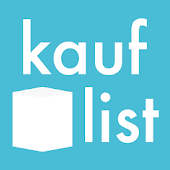 kaufList Shopping list