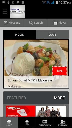 玩音樂App|Mercurius FM - Makassar免費|APP試玩