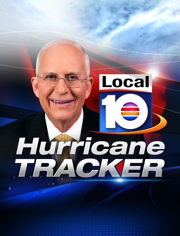 Max Tracker - WPLG Hurricanes- screenshot
