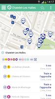Screenshot of RATP : Subway Paris