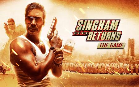 Singham Returns – Action Game 1.0.28 screenshot 435700