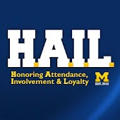 HAIL Michigan Athletics