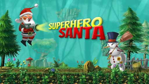 超级圣诞老人-2D平台游戏 圣诞节