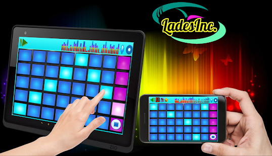 DJ Mix Pad- screenshot thumbnail