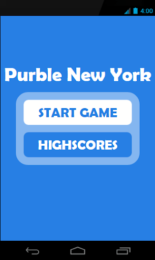 Purble New York