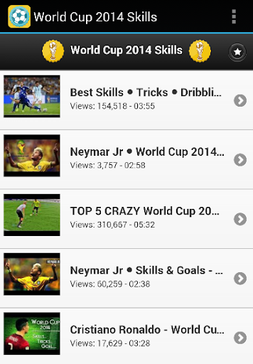 World Cup Brazil 2014 - Android Apps on Google Play