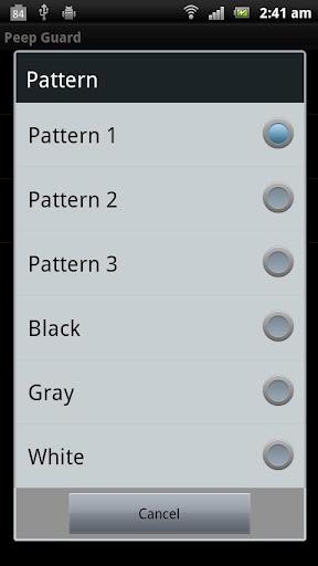 【免費工具App】Peep Guard-APP點子