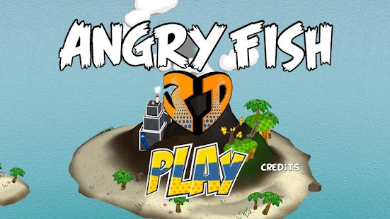 Angry Fish 3D- screenshot thumbnail