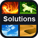 4 Pics 1 Word Solutions/Cheats logo
