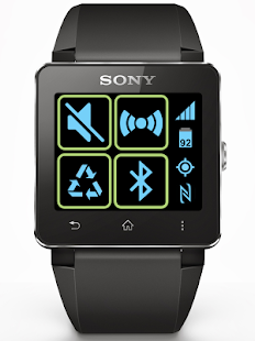Toggles for SmartWatch - screenshot thumbnail