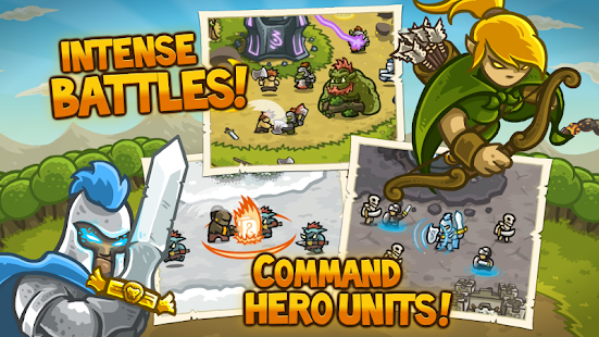 Kingdom Rush- screenshot thumbnail