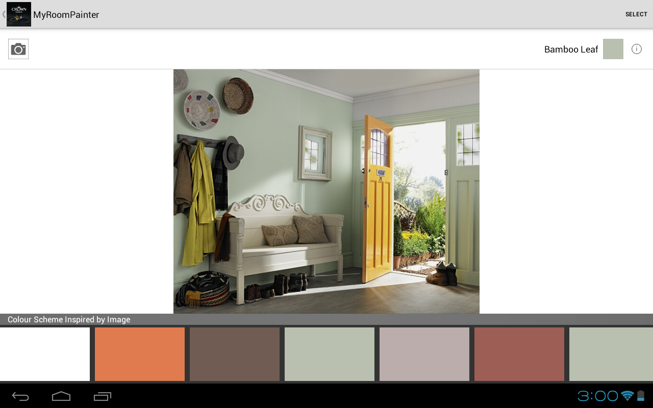 MyRoomPainter- screenshot