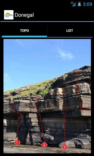 【免費運動App】Donegal Rock Climbing-APP點子