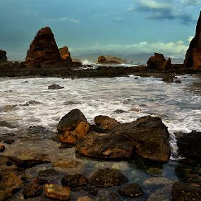 by Fahmi Setyawan - Landscapes Waterscapes