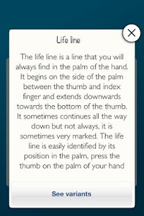 Palmistry. Palm Reading- screenshot thumbnail