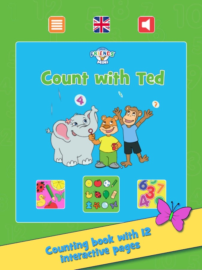 Count with Ted- screenshot